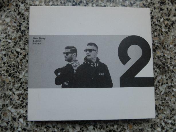 Dwa Sławy. Ludzkie sztosy. Płyta cd