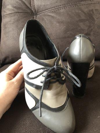 Туфли, ботинки, ботильоны- натуральная кожа!