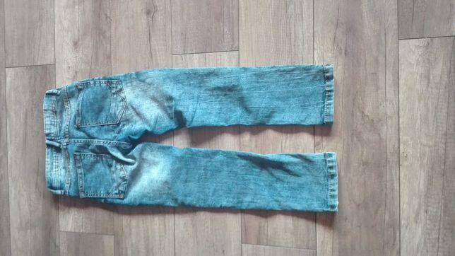 Spodnie chłopięce dżinsy
