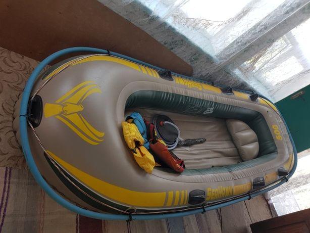 Лодка надувная seahawk-500
