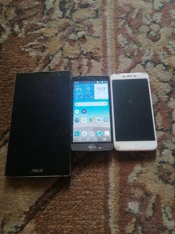 Продам телефоны и планшет