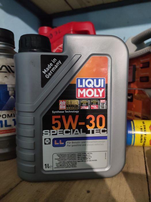 liqui moly 5w30 special tec ll Измаил - изображение 1