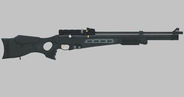 085 Wiatrówka PCP Hatsan Lothar Walther BT65 SB-ELITE LW 4.5mm