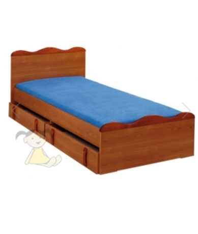 Oddam łóżko  185 x80  cm  komoda i szafkę narożną