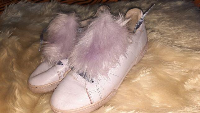 Buty adidas Reebok Liliowe