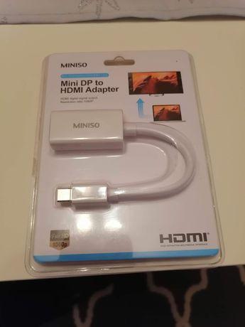 Adapter przejściówka mini DP na HDMI