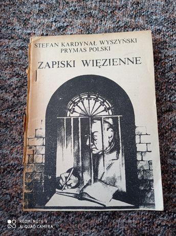 Zapiski więzienne Wyszyński prymas Polski