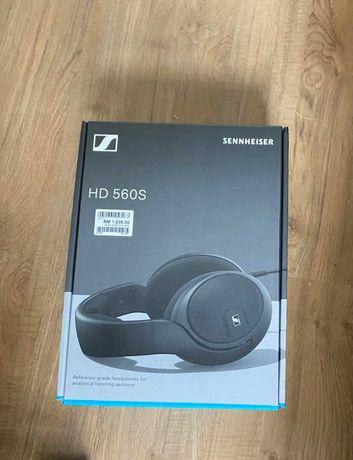 Auriculares/ Headphones Sennheiser 560s