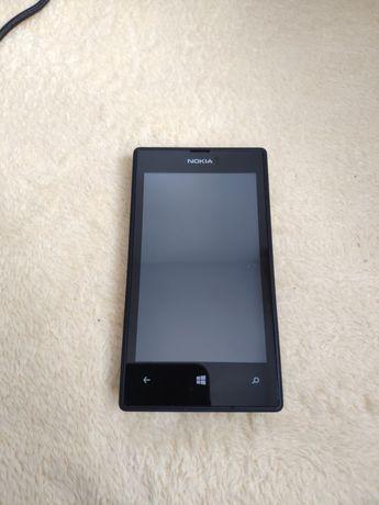 Telefon Smartfon Nokia Lumia 520 Windows Phone czarny jak nowy