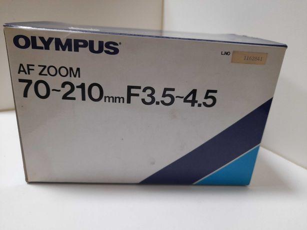 Objetiva OLYMPUS AF ZOOM 70-210mm