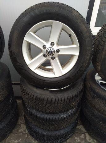 Шини диски,колеса взборі FULDA 5x112 215/65 R16 ET3 18р.зима Tiguan vw
