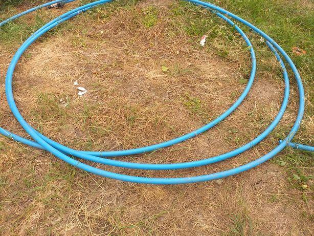 Труба водопроводная, пластиковая, 1 дюйм
