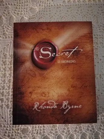"""Livro """"The Secret - O segredo"""""""