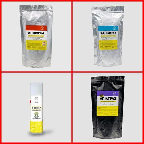 Ветеринарні препарати для догляду та лікування бджіл