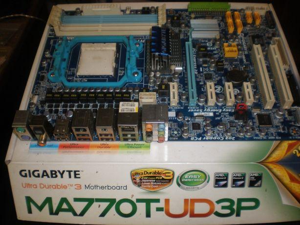 Płyta główna GIGABYTE MA770T-UD3P