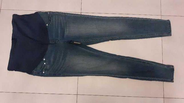 Sprzedam spodnie jeansy ciążowe