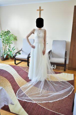 Suknia ślubna Afrodyta 34/36 (XS/S)