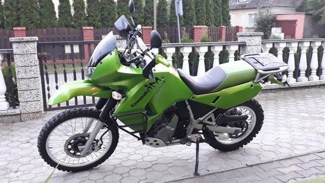 Kawasaki KLR 650'E