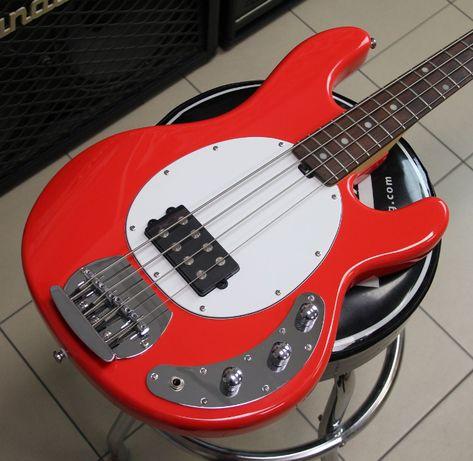 Gitara basowa Sterling by Music Man StingRay 4 SUB FRD nowa/gwarancja!