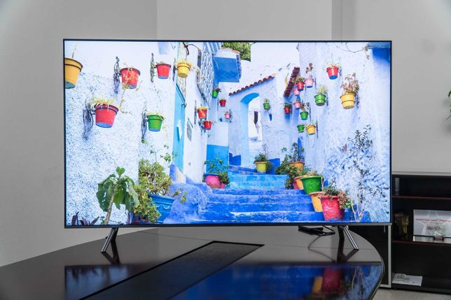 Samsung 42 дюйма Телевизор SMART 4k самсунг 43