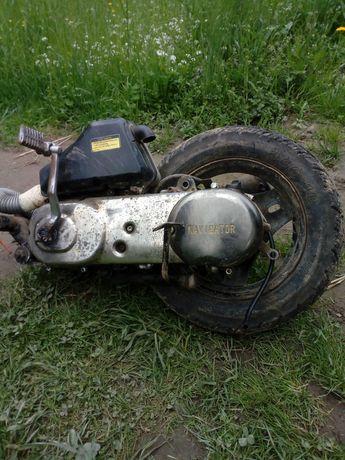 Мотор навігатор 2 тактний