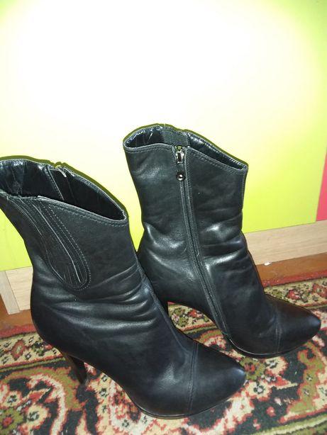Зимние сапоги ботинки ботильоны Carnaby London p.39
