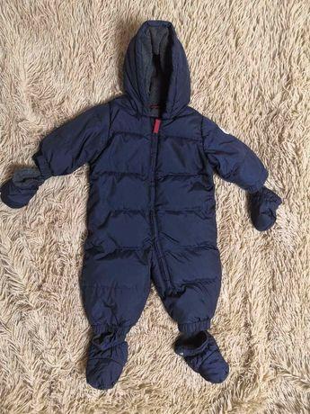 Детский зимний комбинезон GAP 0-6 месяцев