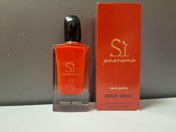 !оригинал!100мл Giorgio Armani Si Passione парфюмированная вода
