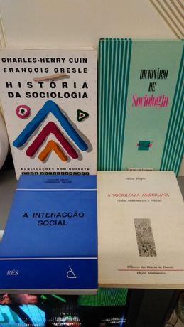 História d Sociologia A Interacção Social Marc Picard Americana Herpin