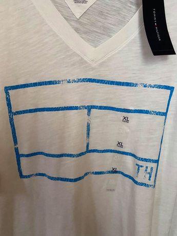 Oryginalna koszulka marki Tommy Hilfiger !
