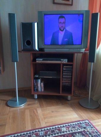 Домашний кинотеатр SONY, телевизор SONY, DVD SONY.