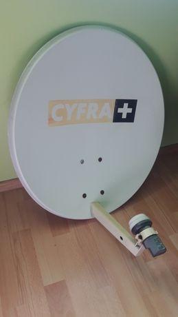 Talerz satelitarny Antena satelitarna
