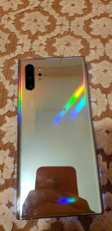 Samsung Galaxy Note 10+ Plus Aura Glow как новый
