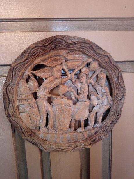 Cувенір деревяний,антиквіріат