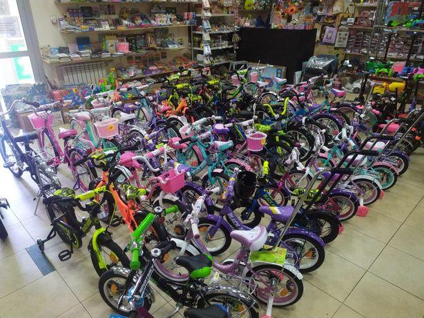 Велосипед детский двухколёсный от 5900 рублей