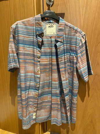 Camisa Manga Corta - VANS - Tamanho M