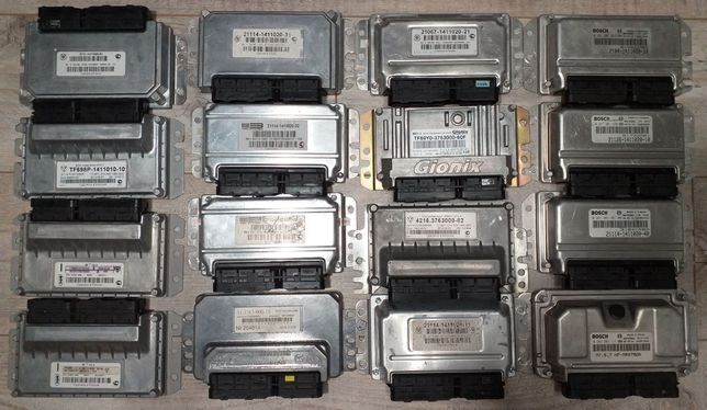 блок управления двигателем (ЭБУ,мозги,контроллер) - ВАЗ,ЗАЗ,ГАЗ,DAEWOO
