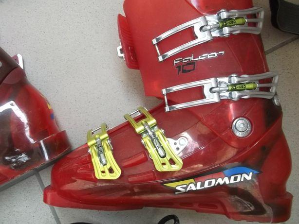 SALOMON FALCON 10 - buty narciarskie 28 cm wkładka