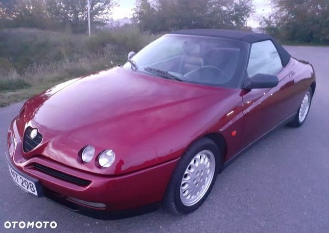 Alfa Romeo Spider Sprzedam piękną Alfę Romeo SPAIDER!