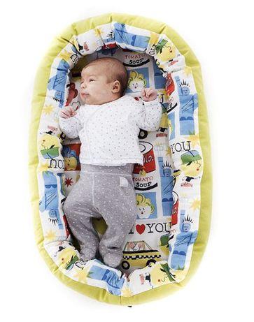 Gniazdo dla dziecka NIDO 85X50