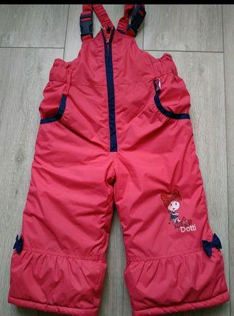 Spodnie zimowe narciarskie coccodrillo 86