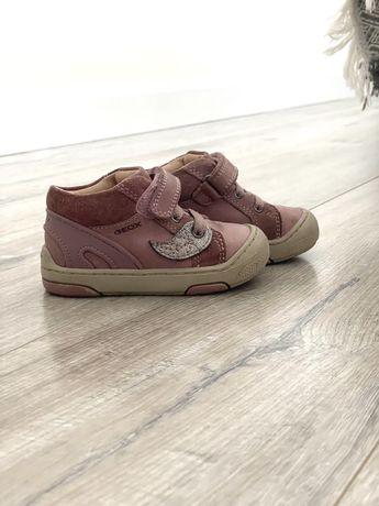 Демисезонные ботиночки Geox для девочки, размер 21