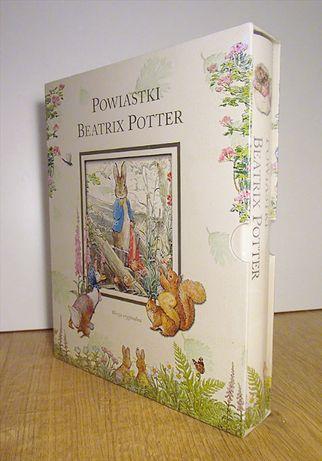 Powiastki Beatrix Potter NOWE w etui zafoliowane