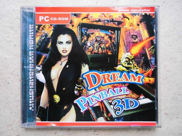Игра для ПК диск Dream Pinball 3D