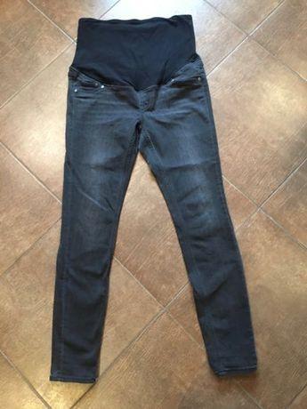 Spodnie ciążowe H&M r 42 czarne