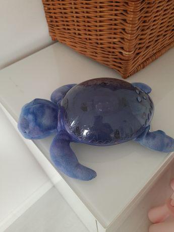 Smyk szumiący żółw projektor fal niebieski