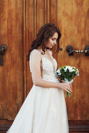Весільна сукня від Crystal Design !!!
