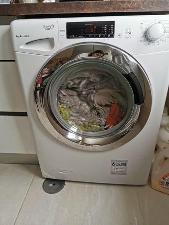 Tenho para venda maquina de lavar roupa 8 kilos marca Cady smart touch