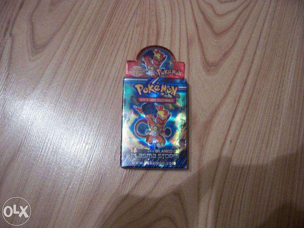 Karty Pokemon czerń i biel