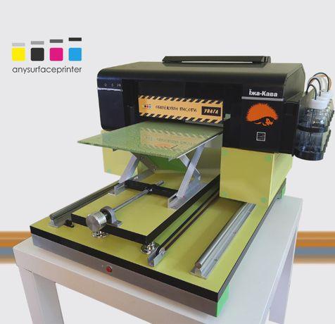 Пищевой принтер для пряников, тортов, кофе (харчовий плотер)